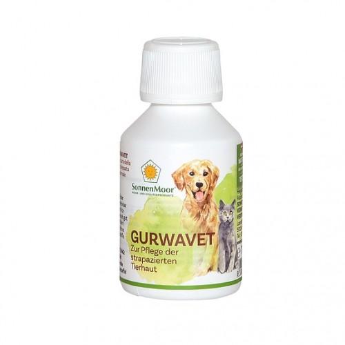 SonnenMoor Gurwavet für Tiere, 100ml