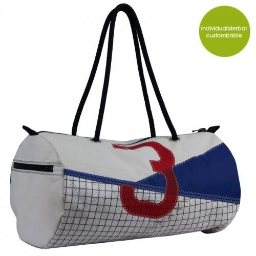 3 in 1 Tasche: Reise-, Sport- & Strandtasche »Sail Boat 3«