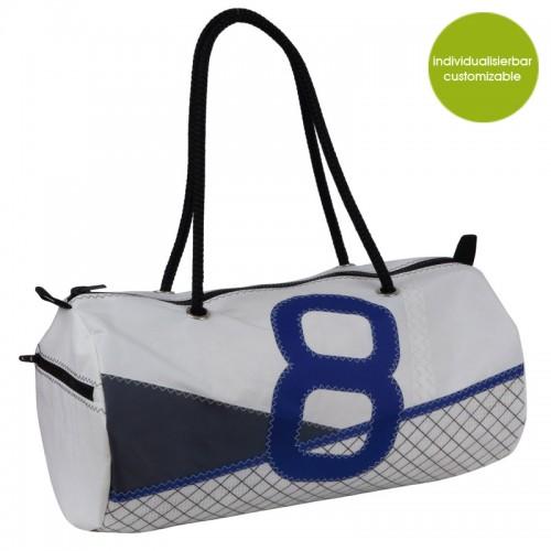 Sporttasche und Reisetasche »Sail Boat 8« | Marron Rouge