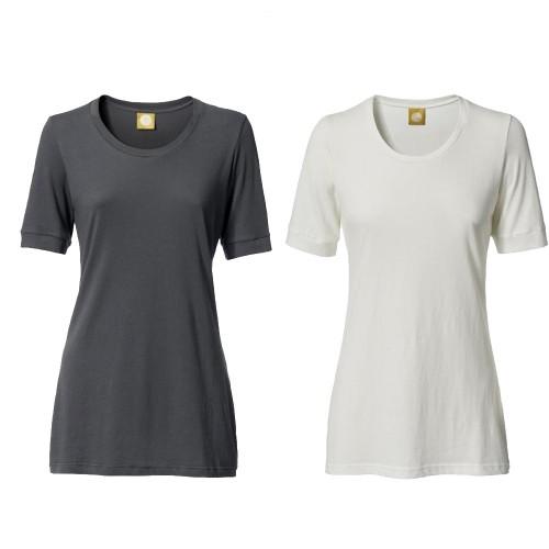 Bio-Baumwoll Damen T-Shirt Mala