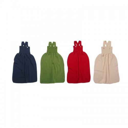 Baby Trägerschlafsack aus Bio-Wolle/Seide-Frottee | Reiff