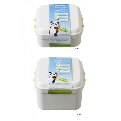 Bio Brotdose Vorratsdose Lunchbox von Biodora