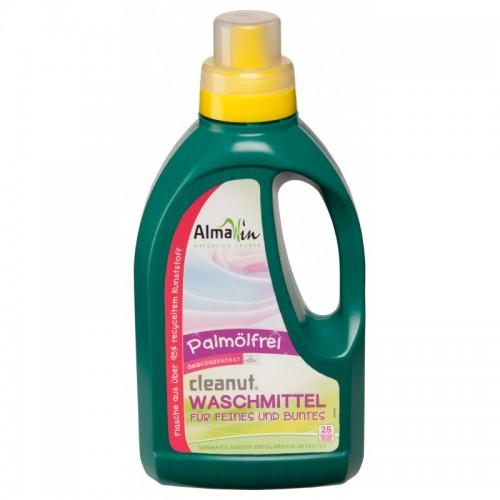 Öko Waschmittel für Bunt- und Feinwäsche - vegan | AlmaWin