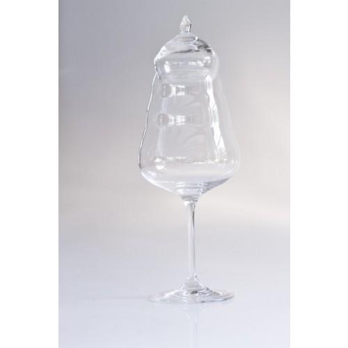 Whisky-Tasting Glas mit Deckel & Blume des Lebens | Nature's Design