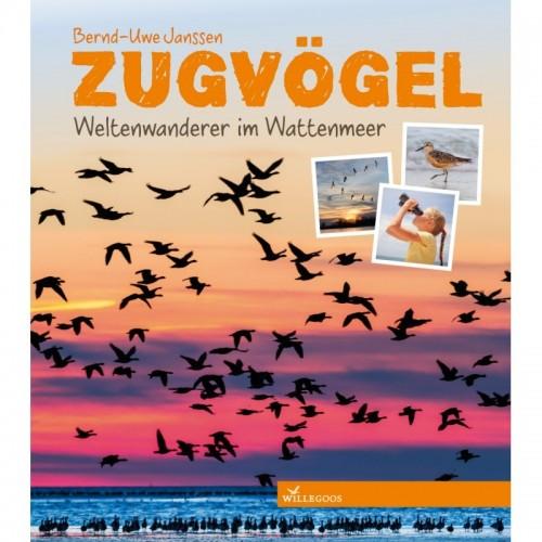 ZUGVÖGEL – Kinder Sachbuch auf Öko Papier | Willegoos