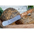 Brötchenmesser mit Olivenholzgriff | Olivenholz erleben