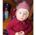 Reiff Ringelohrenmütze - Kindermütze aus Bio-Wolle