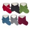 Bio Fleece Schal für Kinder von Reiff