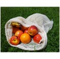 Re-Sack Net – Gemüsenetz aus Bio Baumwolle