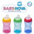 Baby Trinklernbecher Tropf-Stopp, BPA frei