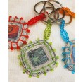 Upcycling Schlüsselanhänger aus Recycling-Papier