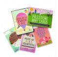 Milestone Baby Cards Deutsch