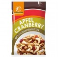 Bio Studentenfutter Apfel-Cranberry | Landgarten