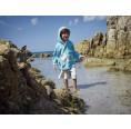 early fish Kinder Kapuzenjacke & Shorts, Bio-Baumwolle
