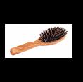 Olivenholz Haarbürste Antistatisch | Bürstenhaus Redecker