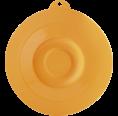 Kahla Magic Grip Kitchen Silikondeckel Ø 21 oder 27,5cm Organgegelb