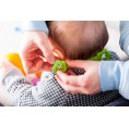 eKibby Lätzchenhalter aus Bioplastik, 2er Pack | ekoala