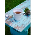 Nature's Design Teetasse aus Porzellan mit Lebensblume