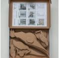 Papp a la Papp Dinosaurier aus Recycling-Pappe