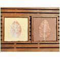 Fine Art Pieces Leaf - Fair Trade Wandbild   Sundara Paper Art