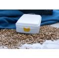 Aufbewahrungsdosen und Lunchbox aus Biokunststoff