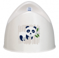 Bio Line Kindertopf PANDA - Bioplastik | Rotho Babydesign