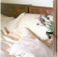 Bio Bettwäsche Set Übergröße für 2 Personen Satin Pure   iaio
