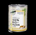 naftie 100% Bio-Huhn Reinfleischdose