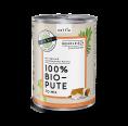 naftie 100% Bio-Pute Reinfleischdose
