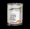 naftie 100% Bio-Rind Reinfleischdose