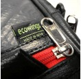 Ecowings Laptop Bag & Upcycling Reisetasche, rot