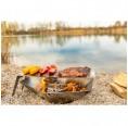 mobile Feuerschale & Grillrost 4FIRE & HEXAGON | Fennek