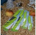 Gemüsemesser mit Klingenschutz