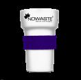 Hitzeschutz-Manschette Blau für Mehrwegbecher Tree Cup 300