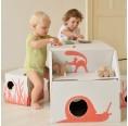 Kindermöbel Set BO BURO