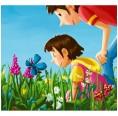 Komm' wir gehen näher ran: Die Blumenwiese