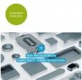 Kundenspezifische Gestaltung Kondomdose von Tindobo