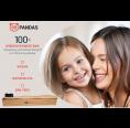 99PANDAS | Bamboo Toothbrush