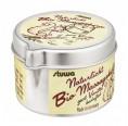 NATURLICHT Vegane BIO Massagekerze Vanilla Natura | stuwa