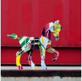 Bastelspielzeug HORSE (Pferd)