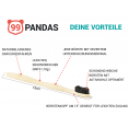 99PANDAS | Bambus Zahnbürste Vorteile