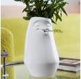 58 Products Vase Entspannt, weiß