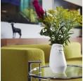 58 Products Porzellanvase Entspannt, weiß