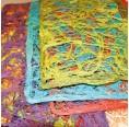 Tischläufer / Wandbehang aus Recycling-Bananenfaser | Sundara