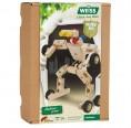 Helden aus Holz: Transformer – Holzspielzeug