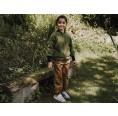 Kids Regenhose Eta-Proof Bio-Baumwolle, camel » Ulalü