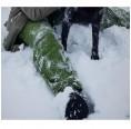 Ulalü Outdoorhose Walkhose olivgrün, Wolle kbT