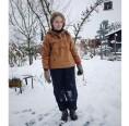 Bio Walkhose für Damen, anthrazit | Ulalü