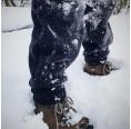 Damen Wollwalk Outdoorhose (kbT) | Ulalü