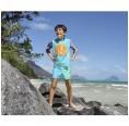 Schwimm-T-Shirt Anker mit UV Schutz 50+ | early fish